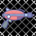 Extraterrestrial Gun Icon