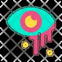 Evil Eye Evil Scary Icon