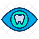 Dental Dentist Vision Icon