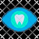 Dental Dentist Vision Icon