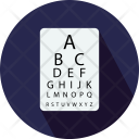 Eye Test Check Icon