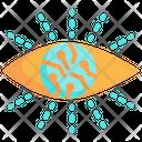 Technology Eye Futuristic Icon