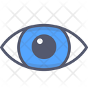 Eye Vision Watch Icon