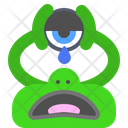 Eye Character Creature Icon