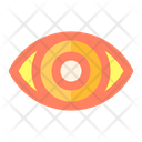 Eye Security Protection Icon