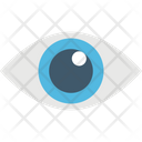 Eye Search View Icon