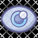 Eye Intestine Organ Icon