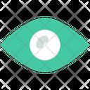 Eye Analysis Analystics Icon