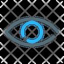 Eye Show View Icon