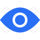 Eye View Vision Icon