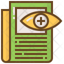 Eye Shopping Vision Icon