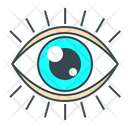 Eye Eye Ball View Icon