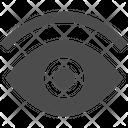 A Eye Icon