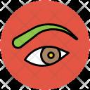 Eye Eyebrow Care Icon