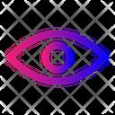 Eye View Views Icon