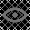 Eye Look Ratina Icon