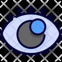 Eye Retina See Icon