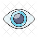 View Eye Eyeball Icon