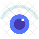 Eye Care Vision Icon