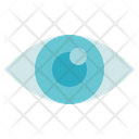 Organ Anatomy Eye Pupil Icon