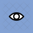 Eye Visible View Icon