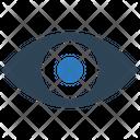 Eye Show Vision Icon