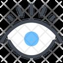 Eye Watch View Icon