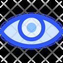 Ui Interface Eye Icon