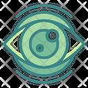 Eye View Visibility Icon