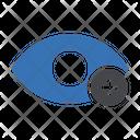 Eye Medical Healthcare Icon