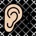 Eye Hear Listen Icon