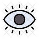 Eye View See Icon