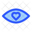 Eye See Love Icon