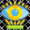 Eye View Optic Icon