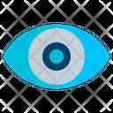 Optometrist Eye Health Icon