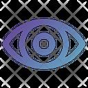 Eye Optometrist Optician Icon