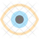 Eye Look Vision Icon