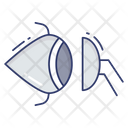 Eye Contact Lens Ophthalmology Icon