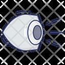 Eye Sight Visible Icon