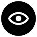 Eye Hide Privacy Icon