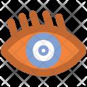 Eye Lens Human Icon