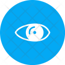 Eye Checkup Care Icon