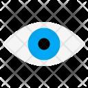 Eye View Read Icon