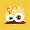 Eye Ball Candy Icon
