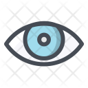 Eye Visibility Watch Icon