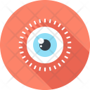 Eye Vision Idea Icon