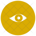 Eye View Seen Icon