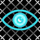 Eye Humaneye Search Icon