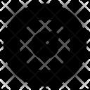 Eye Ball Optic Icon
