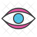 Eye Human Eyeview Icon